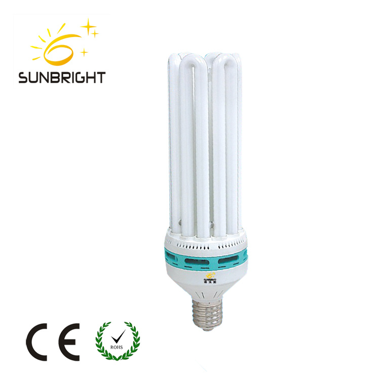 Full Spectrum 200W 250W Energy Saving 8u CFL Lamp