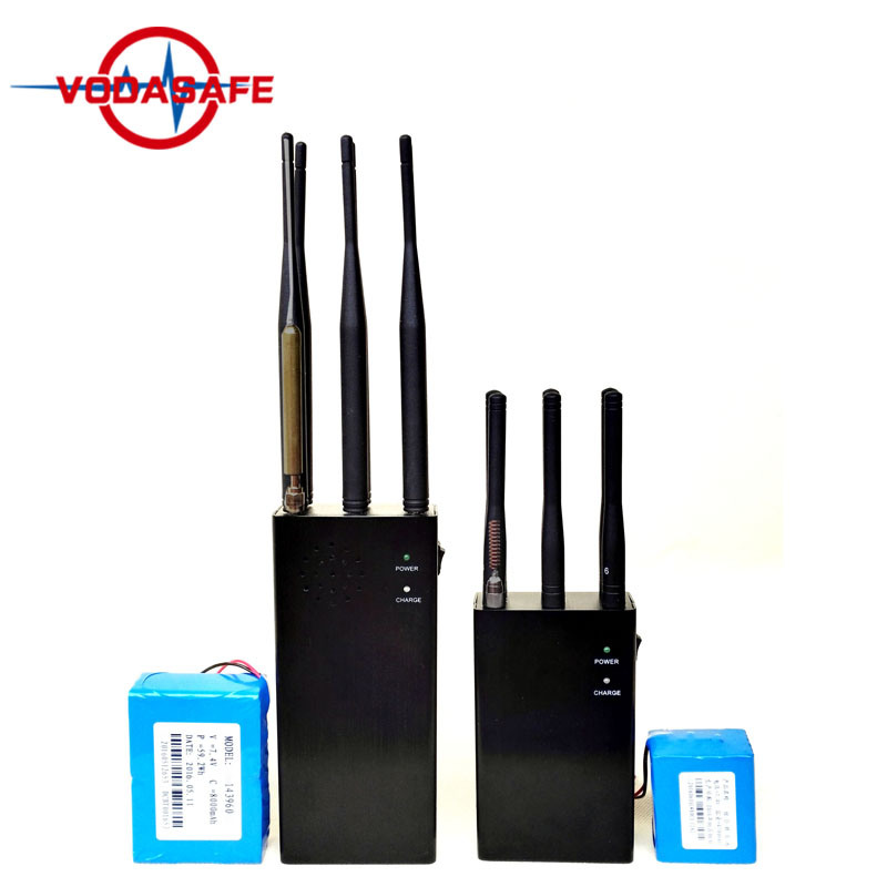 China Latest 6 Antennas Jammer for GPS/Lojack/WiFi /3G/4G, 6 Bands Jammer for Cellphone GPS Tracker Anti Jammer Blocker up to 30m - China Portable Cellphone Jammer, Wireless GSM SMS Jammer for Security Safe House