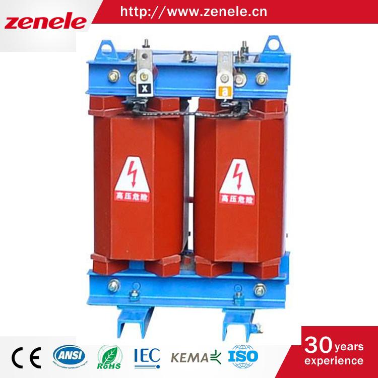 Single Phase Dry Type Cast Resin Power Distribution Transformer