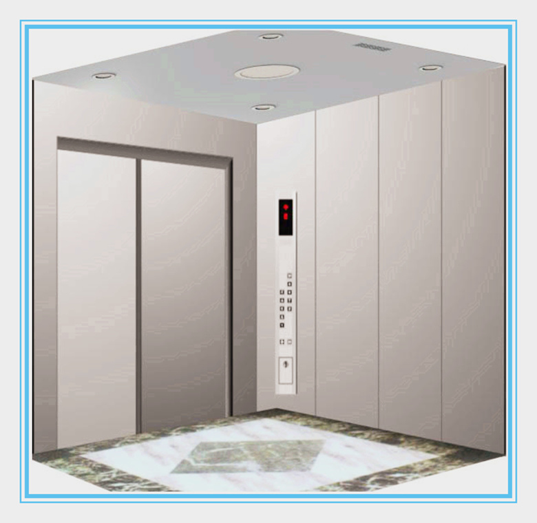 Freight Elevator with Good Quality Goods Elevator
