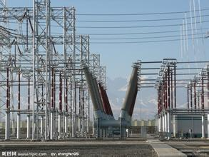 220kv Steel Substation Structure