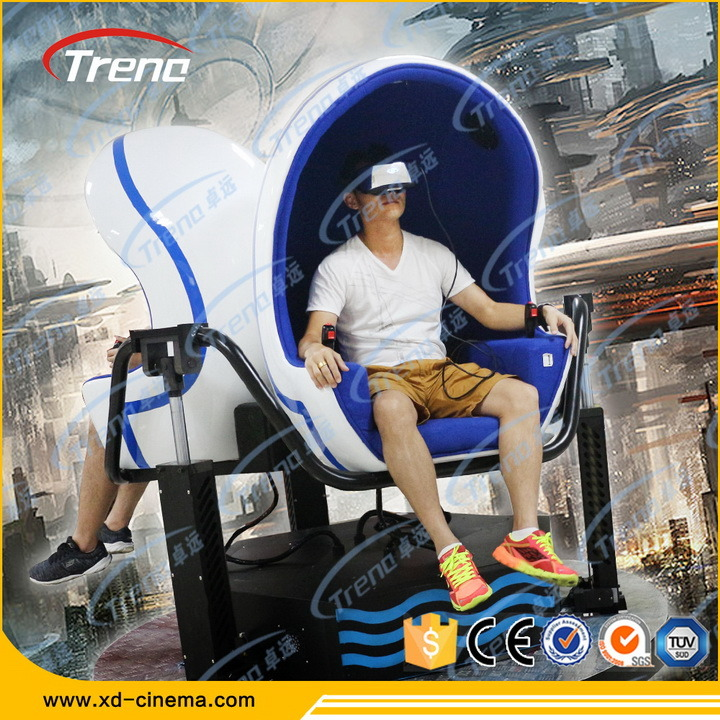 Shopping Mall Vr 9d Egg Virtual Reality Simulator Interactive 9d Cinema