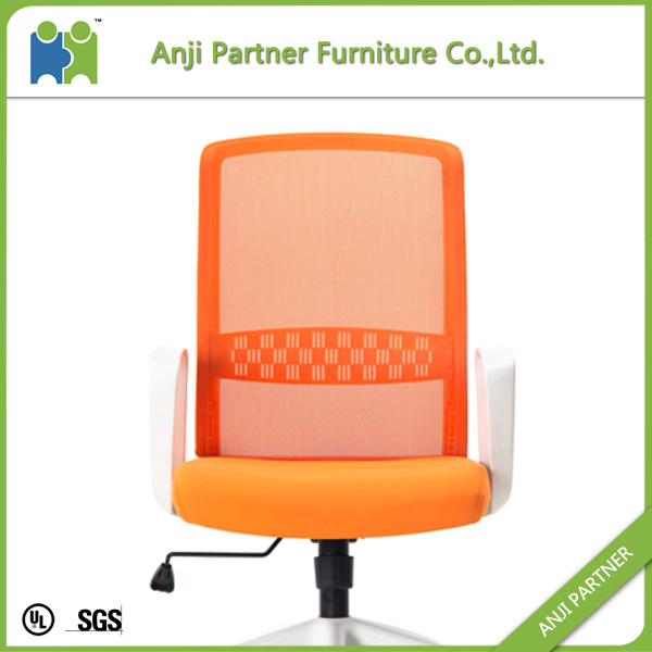 Orange Mesh Ergonomic Office Chair for Office Manager (Octavia)