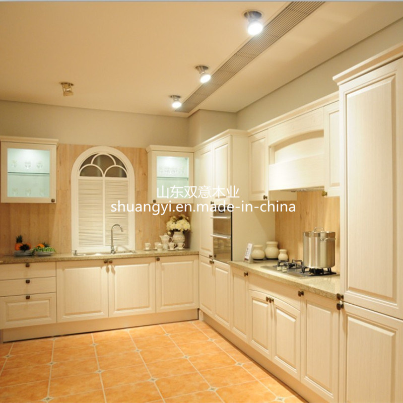 China High Quality Customized Luxury Kitchen Cabinets