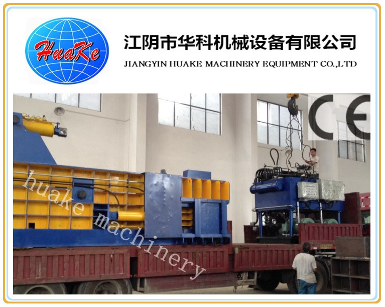CE SGS Y81f-315 Safe Metal Press Recycling Baler