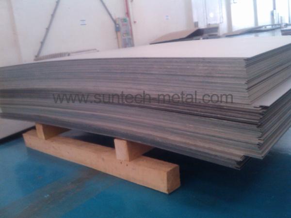 ASTM B265/Asme Sb265 Gr. 1 Titanium Plate-Hot Rolled (T001)