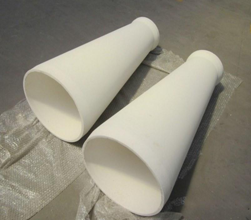 Refractory Heaters Ceramic Cone Tube Alumina Cone