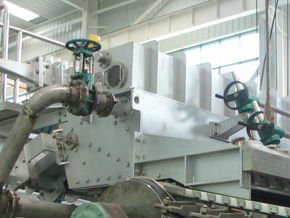 GB Paper Machine Dilution Hydraulic Headbox