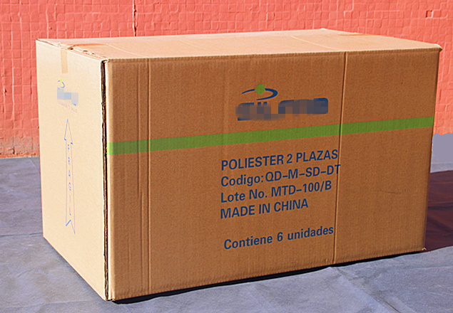 Cheap and Good Quality Packaging Folding Storage Corrugated Carton Box