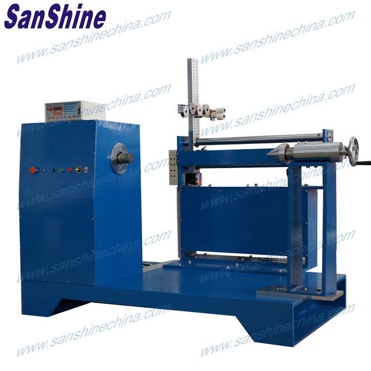 High Torsion Big Power Transformer Coil Winding Machine (SS810)