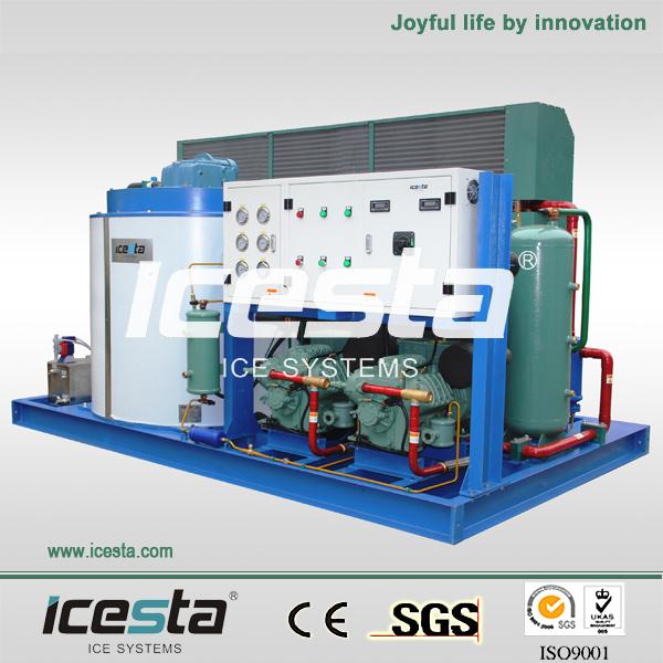 Icesta 10ton Flake Ice Machine