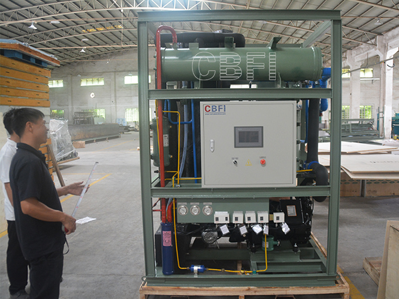 Commercial Used 5 Tons Tube Ice Machine