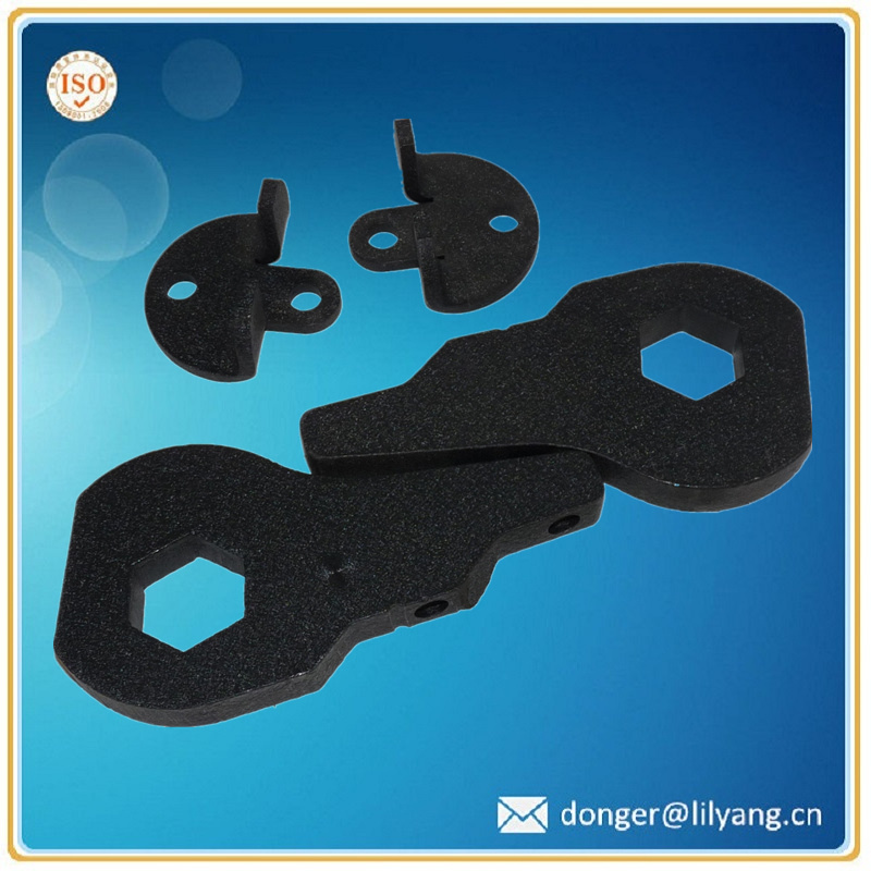 GM Forging Leveling Lift Kit, Leveling Keyway