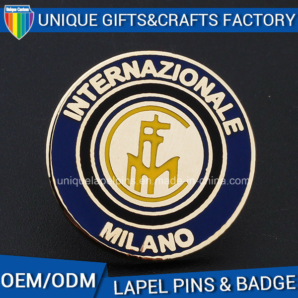 Custom Professional Metal Badge for Sales