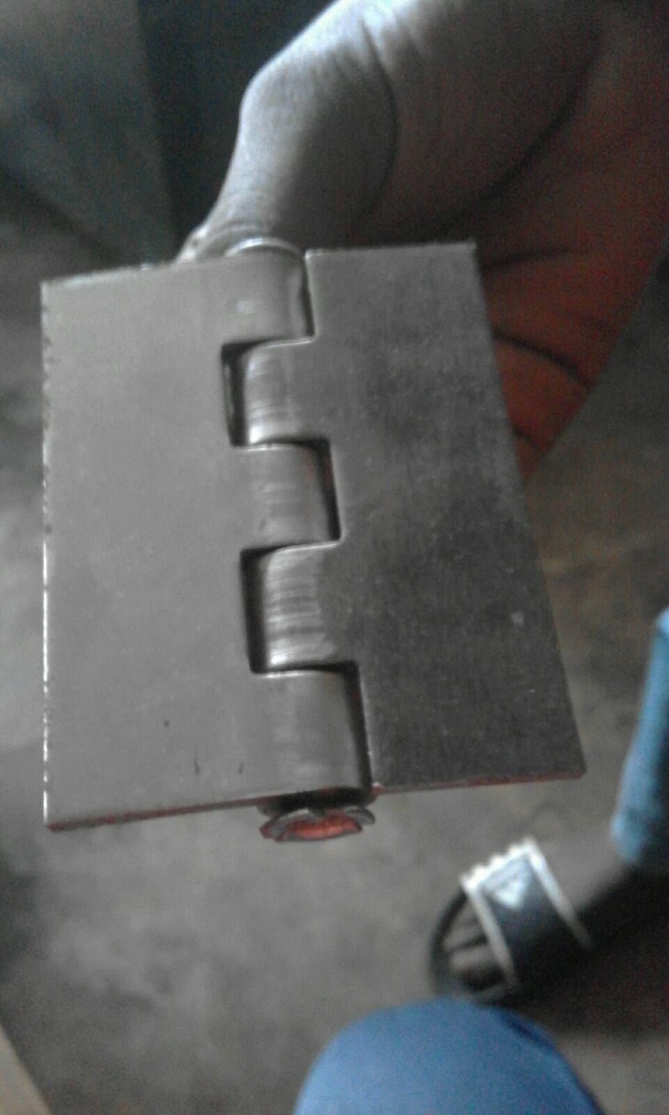 Nigeria Gate and Door Welding Hinge