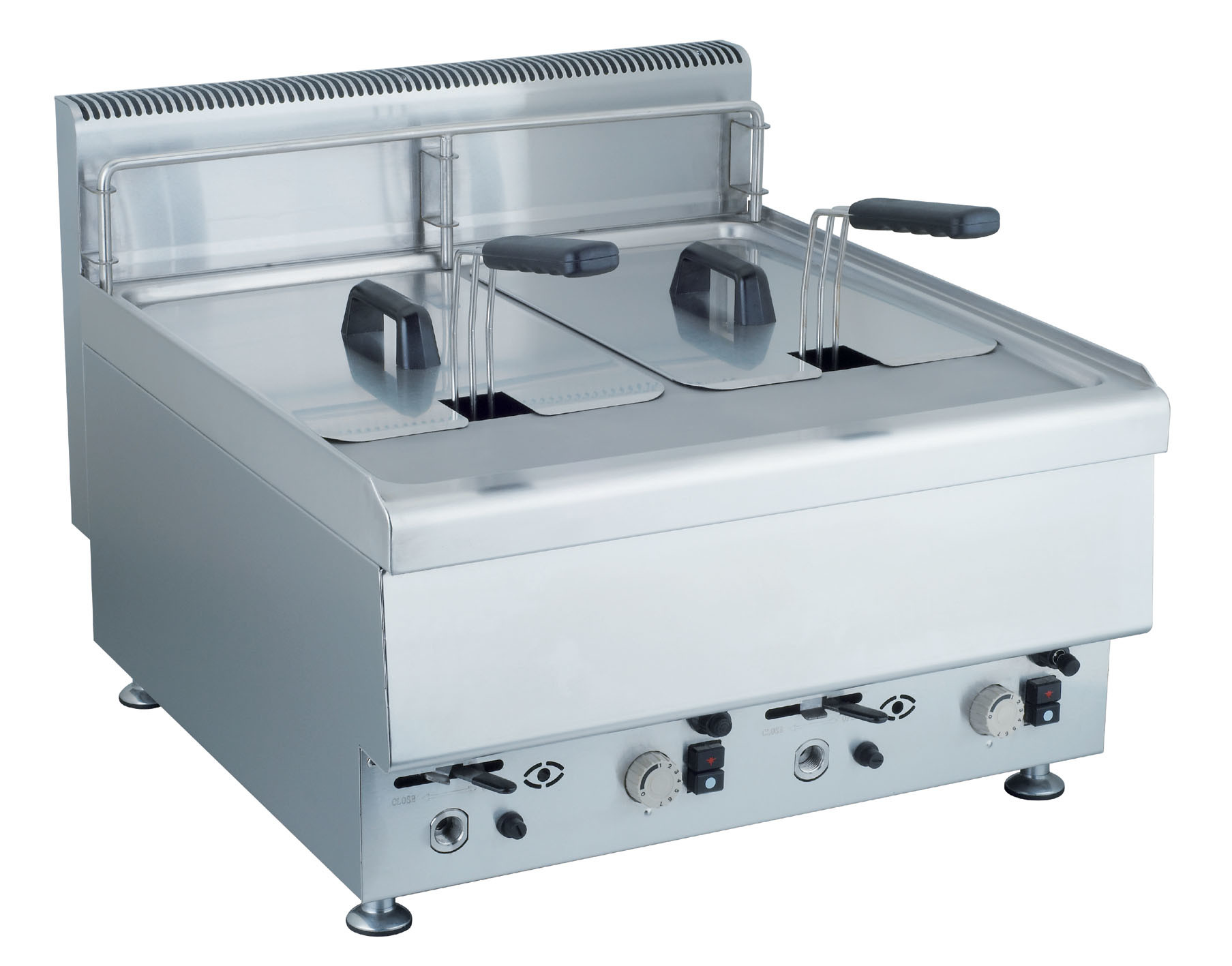 600 Range Table Top- Gas Fryer