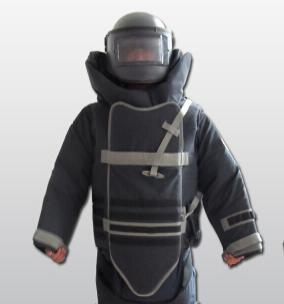 Eod Bomb Suit Security Products