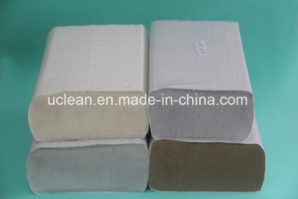 Recycle White N Fold Hand Paper Towel (MT-250RW)