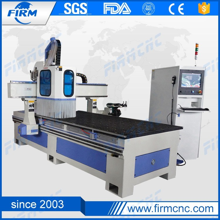 Automatic Tool Change CNC Woodworking Machine