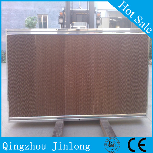 Jinlong Brand Evaporative Cooling Pad with Stainless Steel Frame