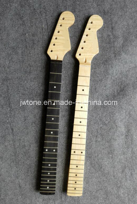 Aaaaa Flamed Maple Neck