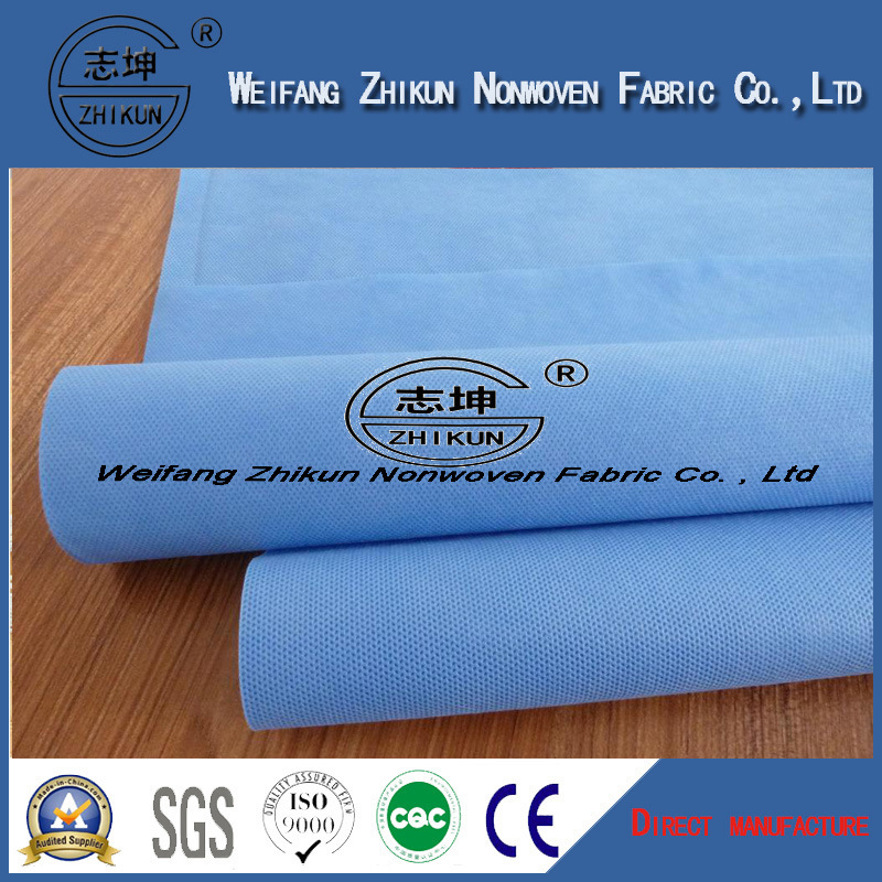 Medical Pet Spunbond Nonwoven SMS Fabric
