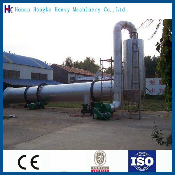 1.5*15m Sand Rotary Dryer for Drying Materials