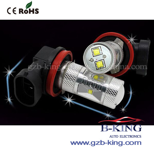 High Power Auto LED Fog Lamp (60watts, H11)