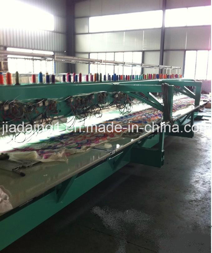 924 Large and Mix Embroidery Machine