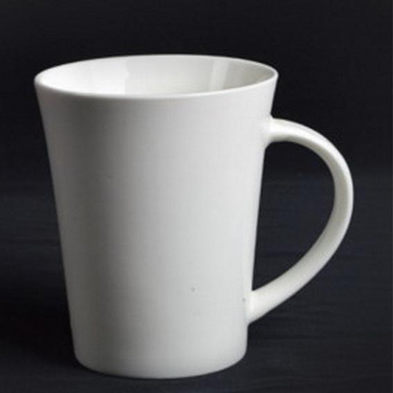 Super White Porcelain Mug - 14CD24363