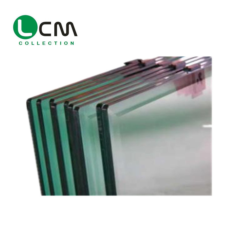 Laminated Glass Decoration Wall Material Tempered Glass