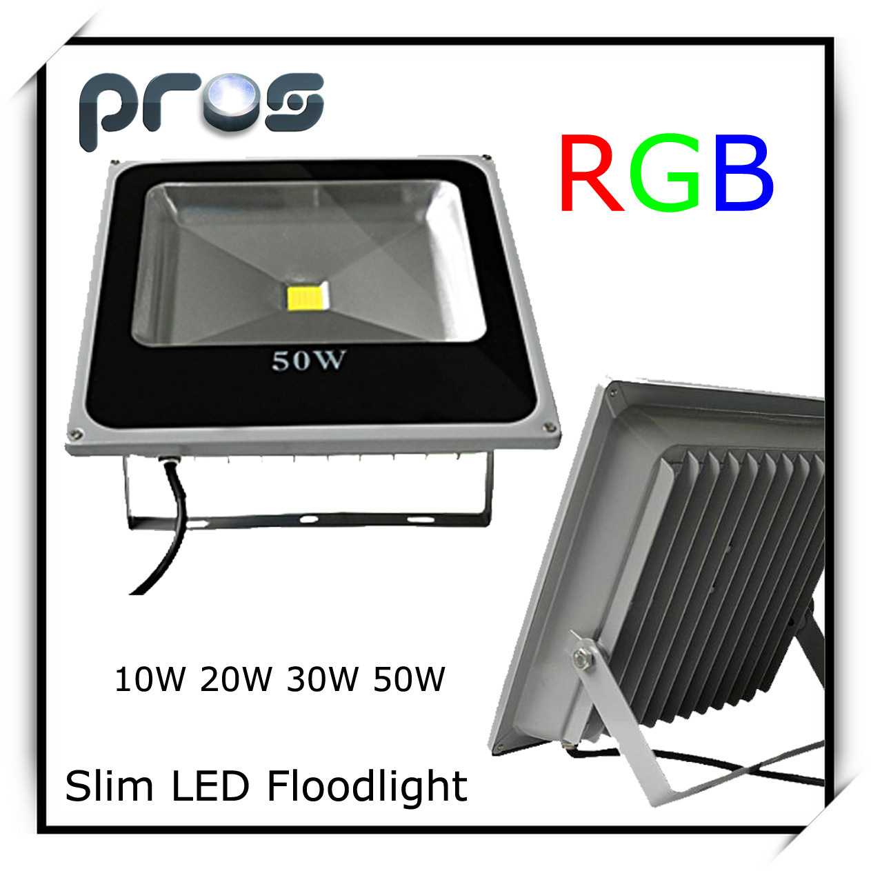 Super Brightness LED Flood Light Tunnel Floodlight IP65