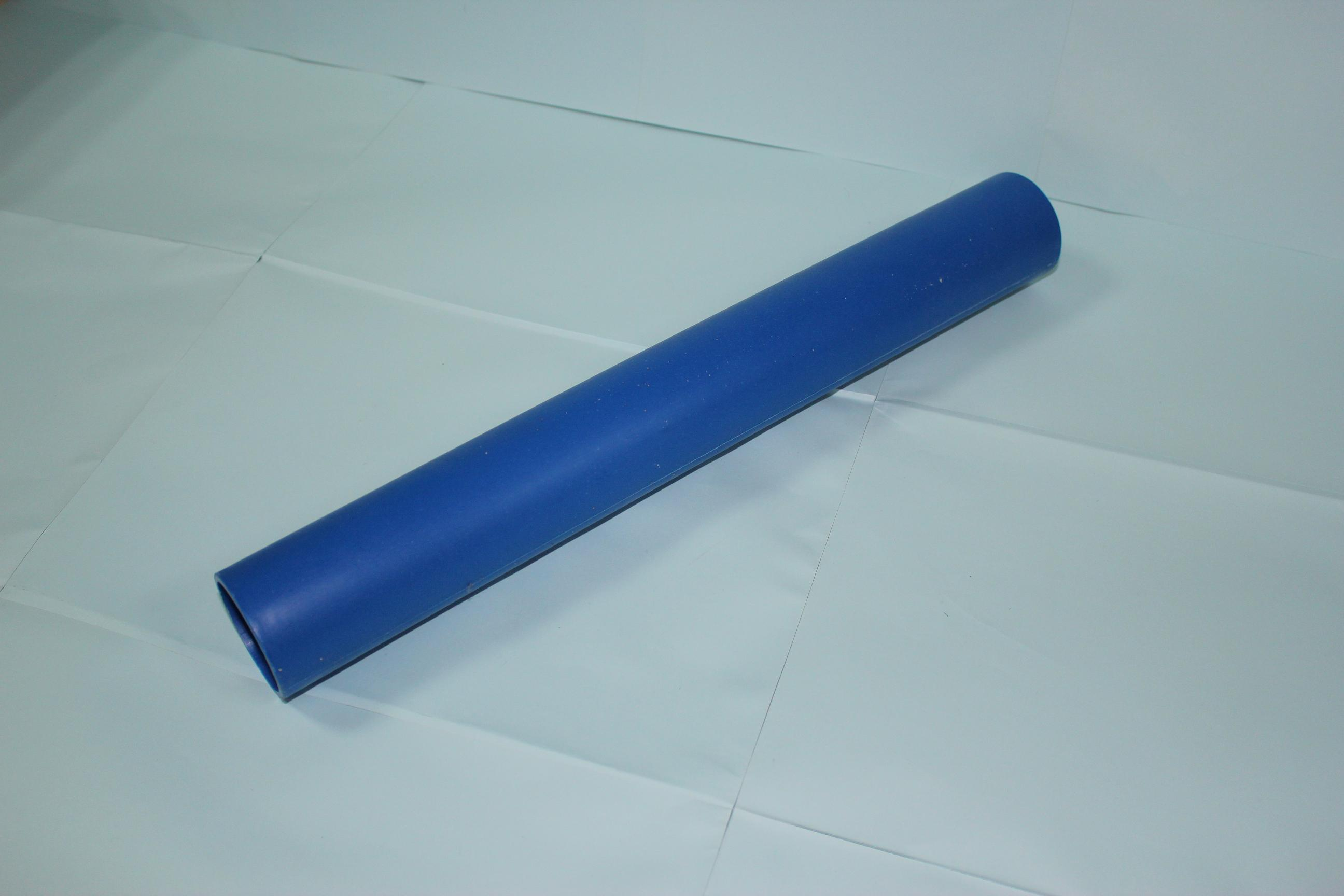 China plastic tube injection parts nylon