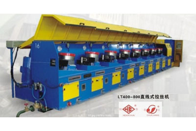 Lz400-800 Straight Line Wire Drawing Machine