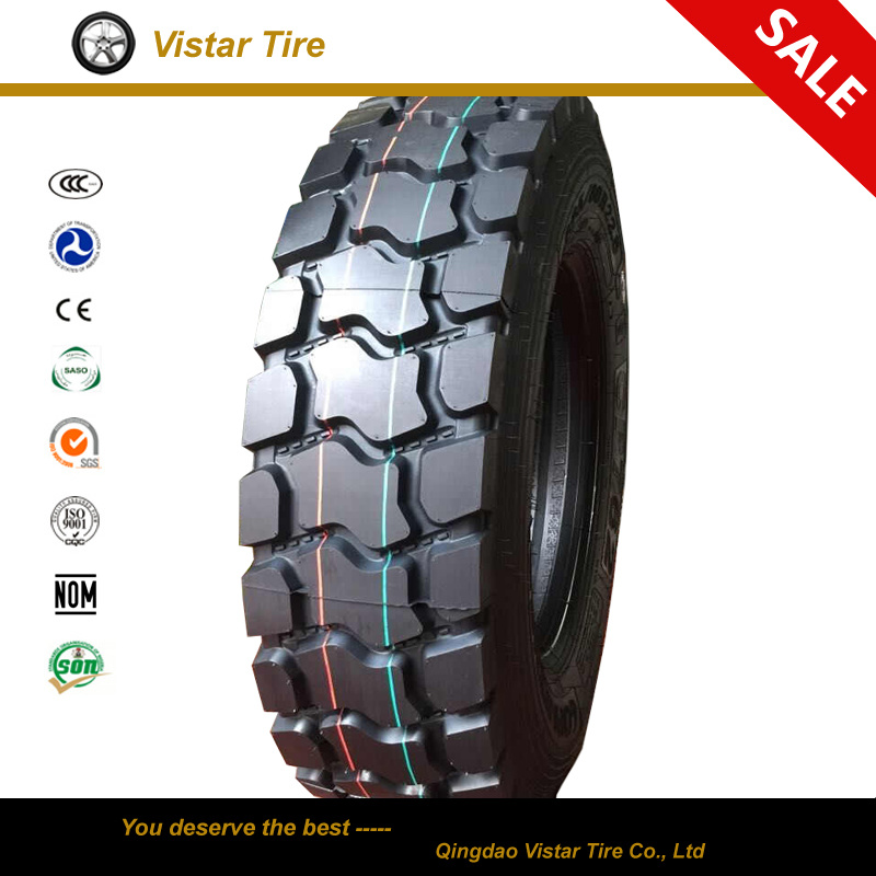 Best Quality Strong Truck Tyre (315/80R22.5, 385/65R22.5)