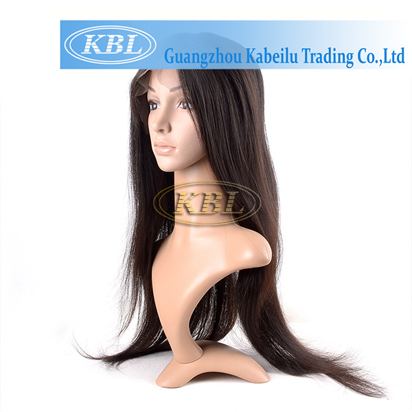 Silk Two Tone Color Widows Peak Wig Clips in Bulk