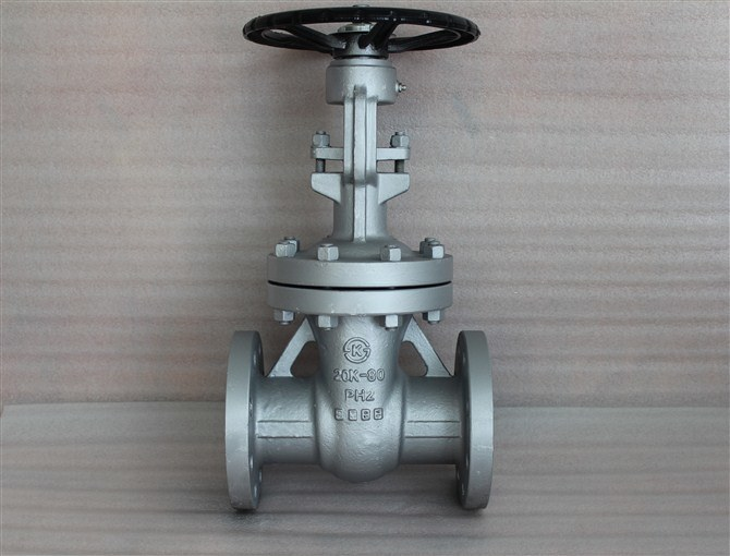 Gate Valve for Industrial Usage