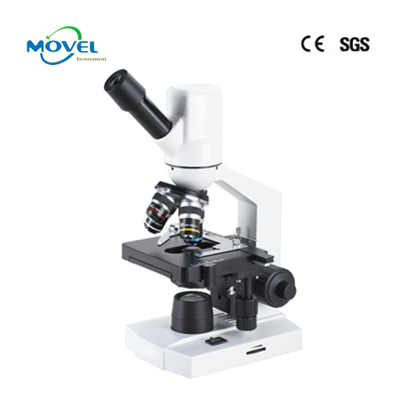 Biological Microscope 107bn, Binocular Microscope, Student Microscope