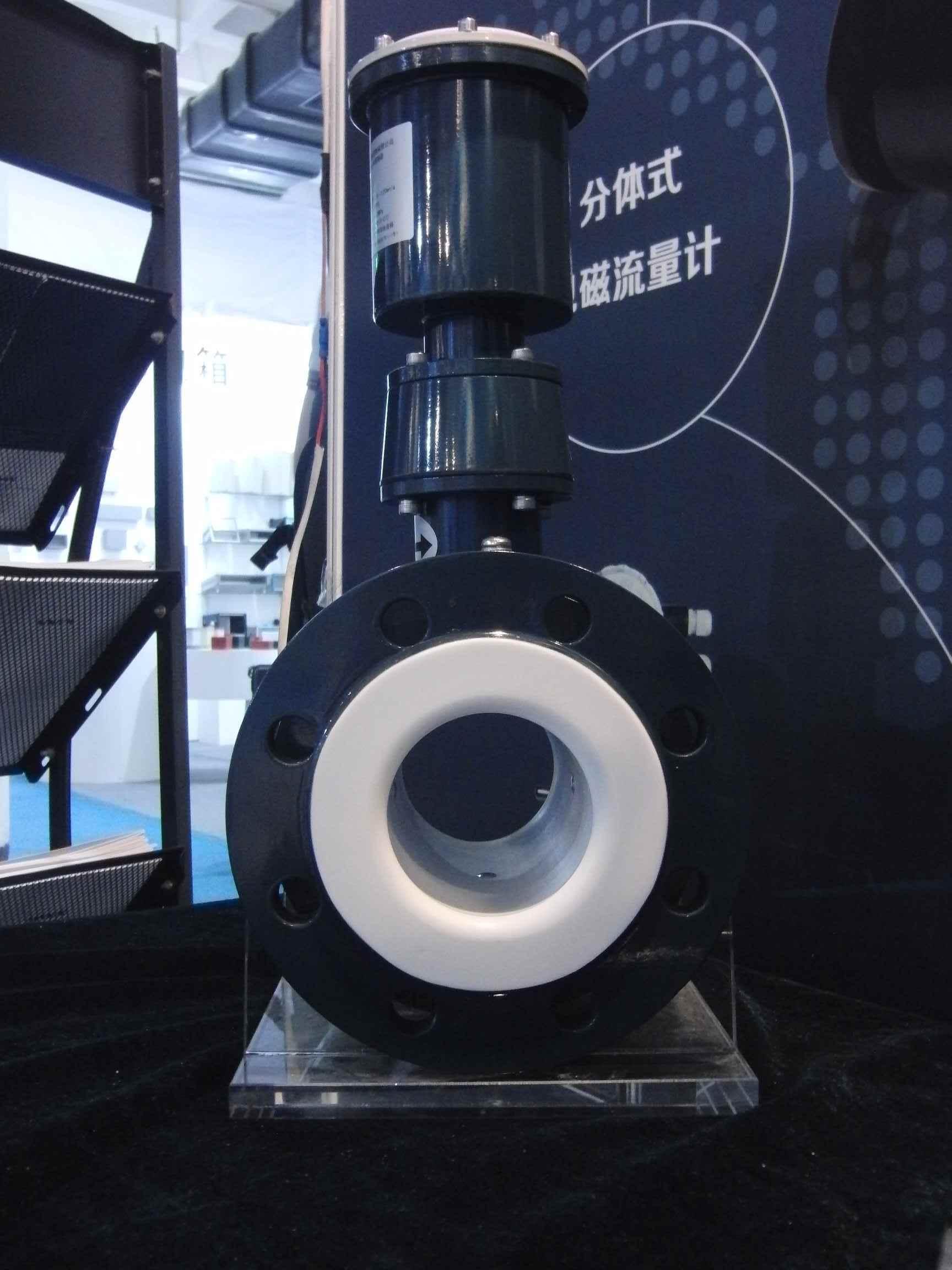 Battery Magnetic Flowmeter, Water Meter (SE15)