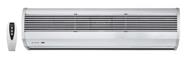 6/8/10/12/14kw Electric Heated Air Door/Air Curtain with CE (Cross Flow)