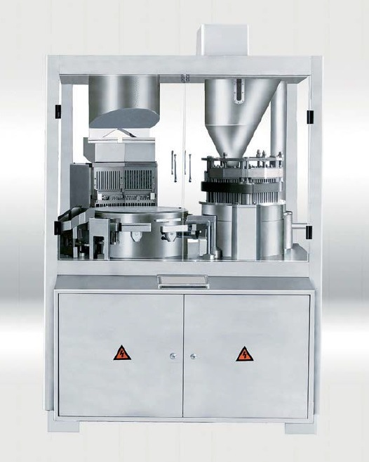 Njp-2000b High Speed Capsule Filling Machine