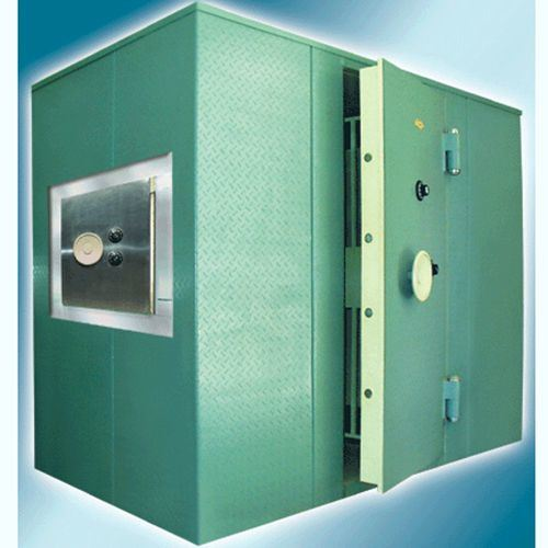 Stainless Steel and Durable Bank Vault Door for Bank Safe