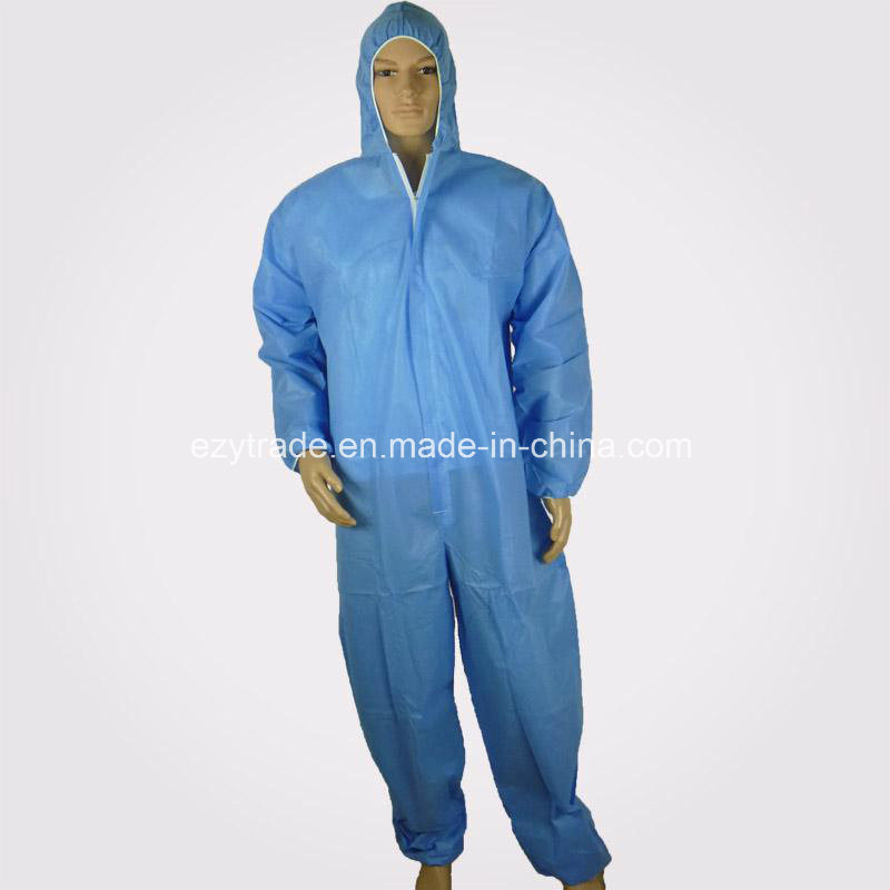 Disposable Protecttive Coverall of High Quality