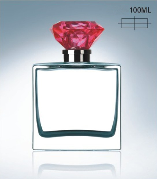 D145 Glass Perfume Bottle