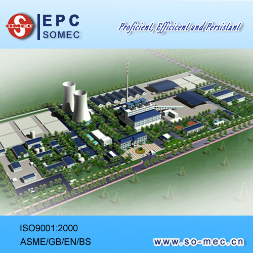 Energy Management Contracting Power Plant