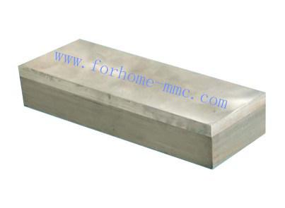 Bimettalic Aluminum Steel Clad Plate