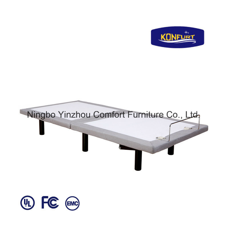 Home Furniture Freightable Bed Electric Adjustable Folding Bed