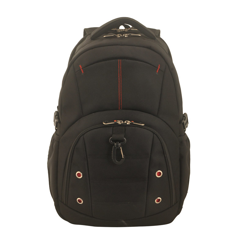 Black Laptop School Sport Bag with Modern Design