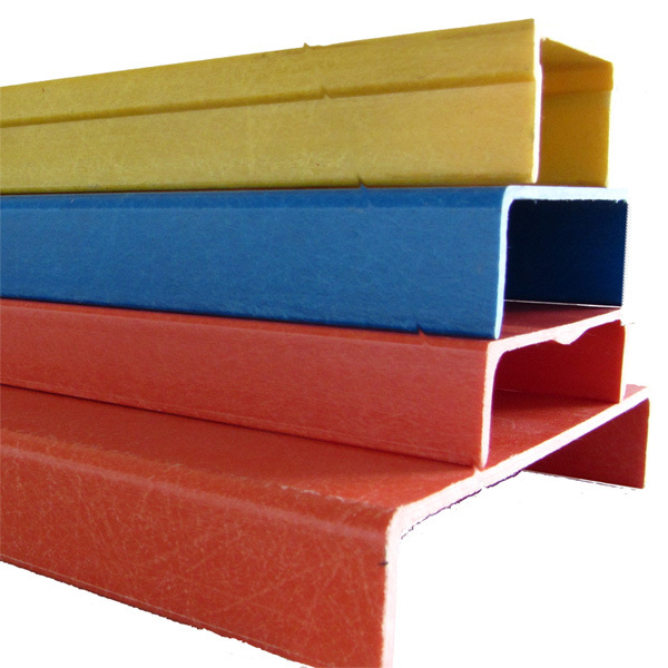 Anti Corrosion FRP/GRP U Channel in Various Colors