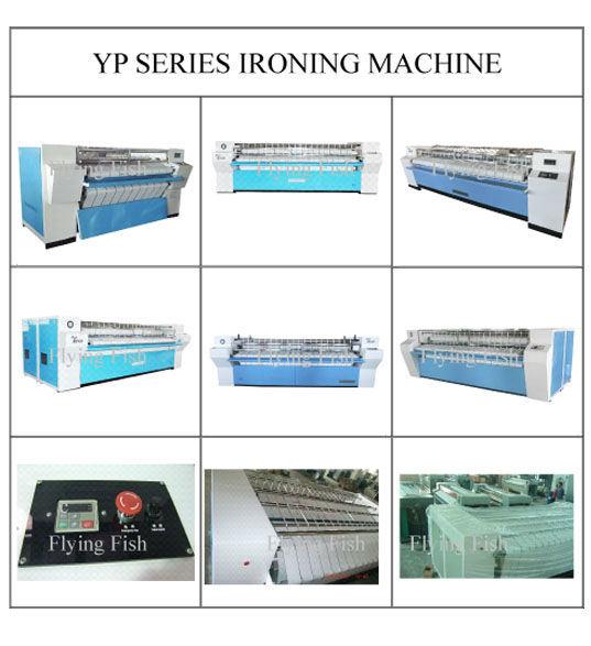 3.3m Three Roller Laundry Sheets Ironer